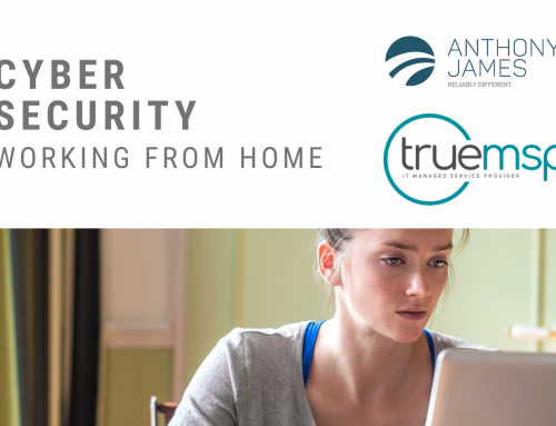 Cyber Security and Working from Home