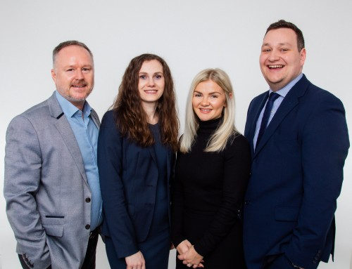 Anthony James are pleased to announce three new appointments